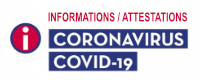Informations Attestations Covid19