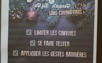 fêtes sans coronavirus