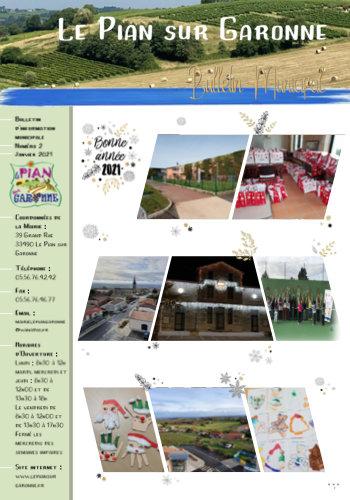 02 Bulletin Municipal Janvier 2021