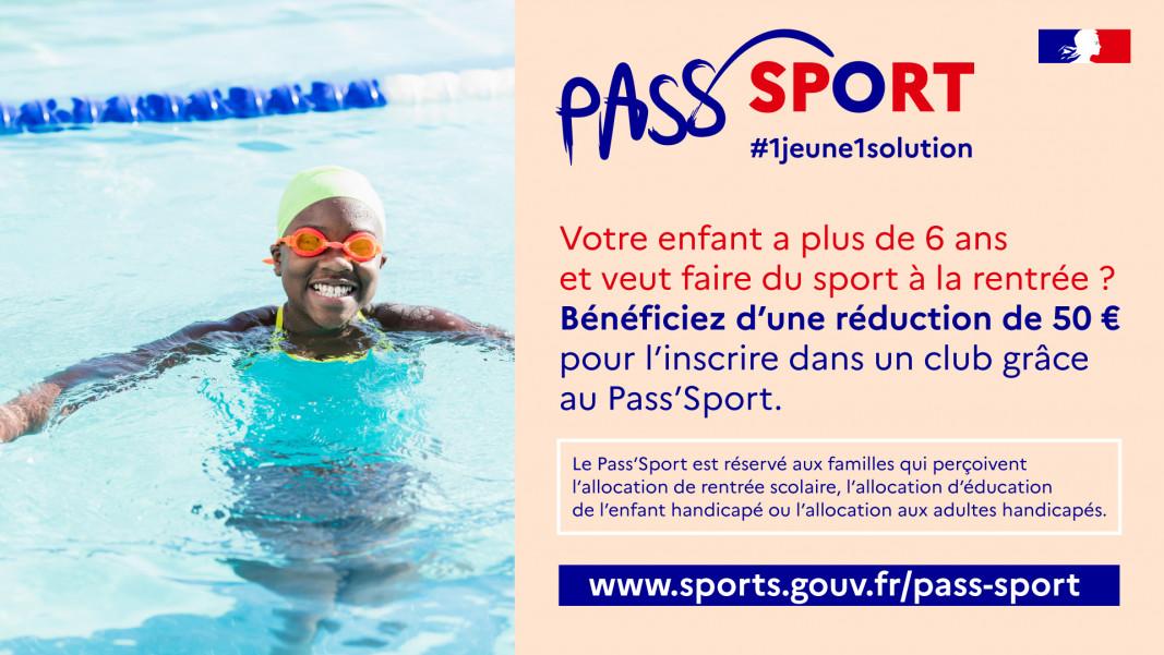 pass sport 1er degre bac59